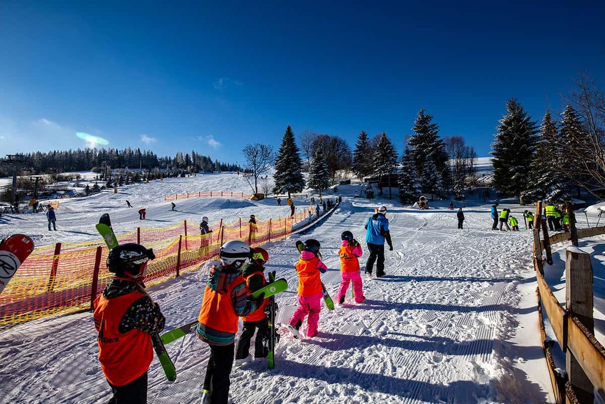 Skischule Eibenstock © ATB
