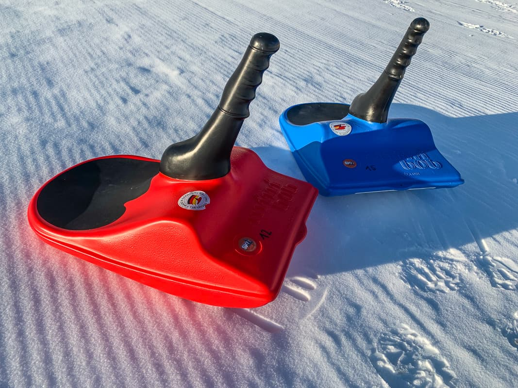 Zipfelbob SkiArena Eibenstock