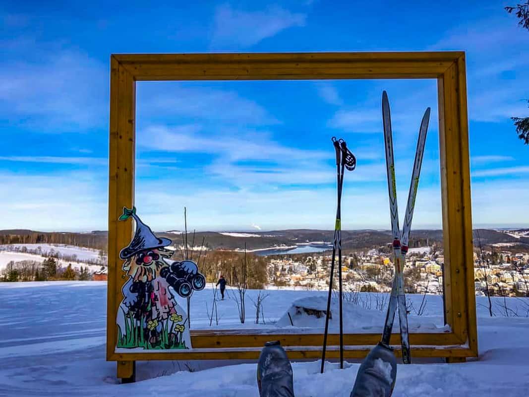SkiArena Eibenstock Loipe