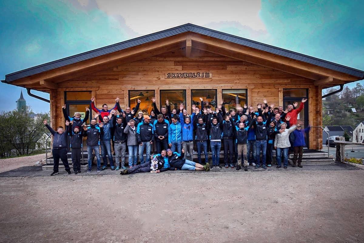 Team der Skiarena Eibenstock ©WR